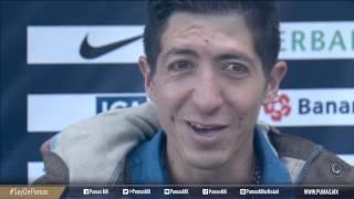 """Despedida Marco Antonio """"Pikolín"""" Palacios"""