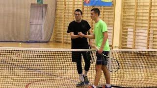 Turniej tenisa o puchar przewodniczącego rady miasta