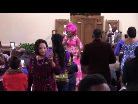 Lucy Wangeci wa Chineke @ Tumaini Baptist Church Maryland USA .