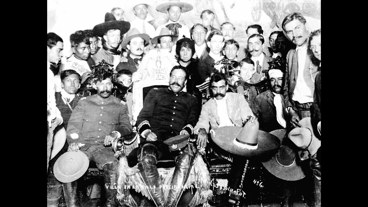 Imágenes de la Revolución Mexicana 1 - YouTube