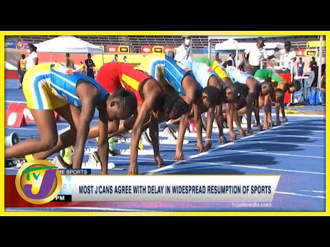 Most Jamaicans Agree with Delay in Widespread Resumption of Sports - Sept 18 2021