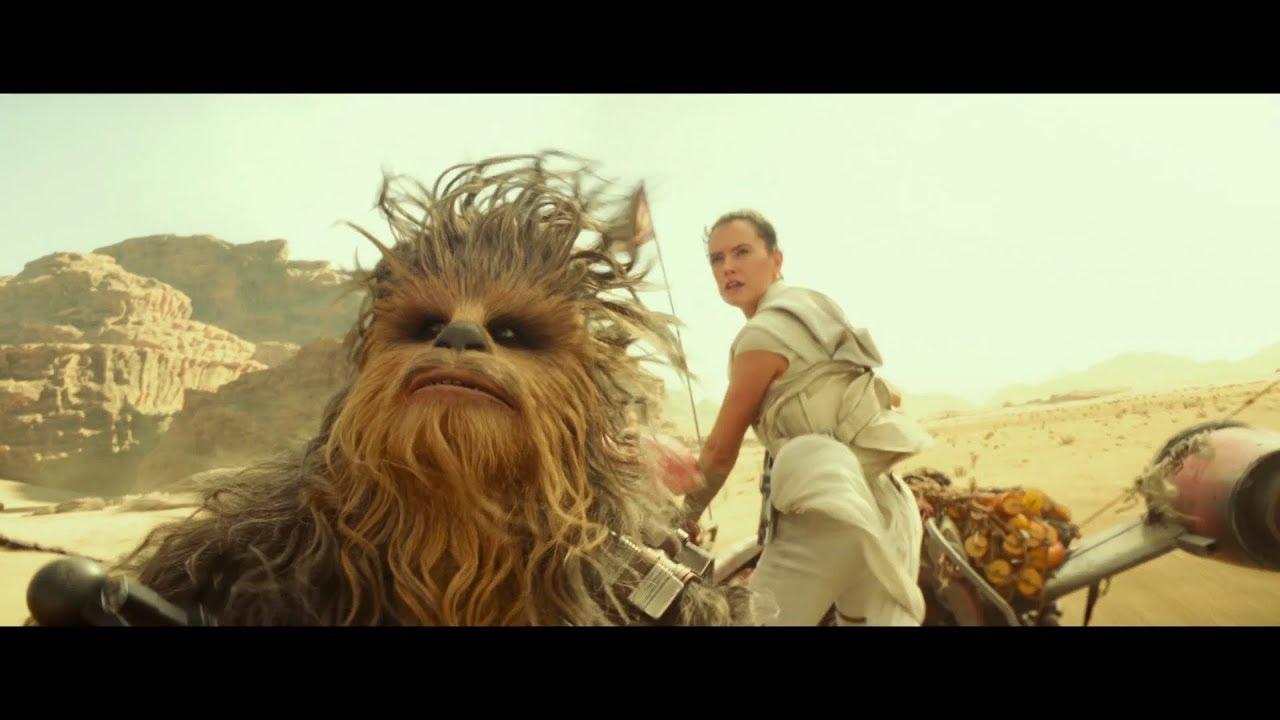 Star Wars : L'Ascension de Skywalker - Extrait : Ils volent maintenant ? (VOST)