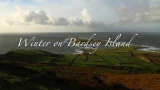 Winter on Bardsey Island