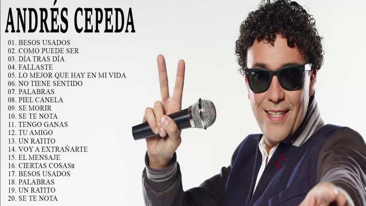 Download Andrés Cepeda Exitos Sus Mejores Canciones Andrés Cepeda