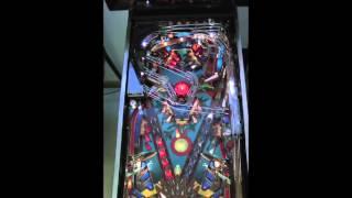 F14 Pinball Gameplay