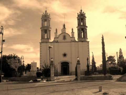 El santuario de Guadalupe, en la Ciudad de Chihuahua.