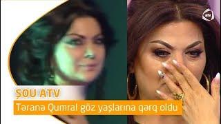 Təranə Qumral göz yaşlarına qərq oldu (Şou ATV)