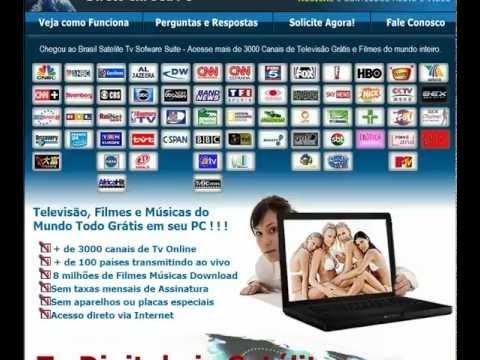 Assistir tv online - Assistir tv Gratis - Assistir tv ao vivo -  Dicas Grátis
