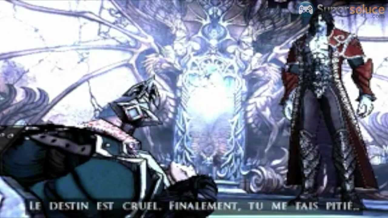 Soluce Castlevania Lords Of Shadow Mirror Of Fate