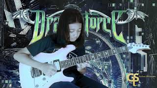 Dragon Force - Through The Fire And Flames (cover Ayu Gusfanz - 13 Years Old)