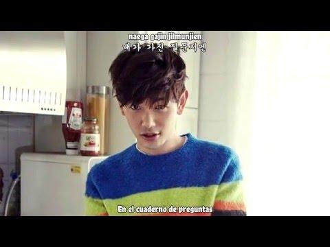 Eric Nam –  No Comment (Sub.español - Hangul - Rom)