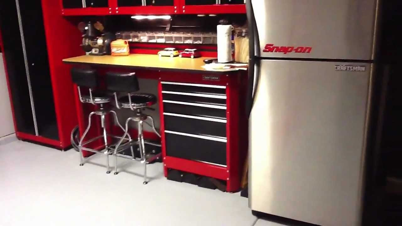 New Dream Garage Setup Youtube