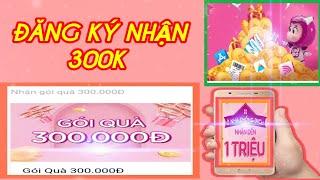 Cách Nhận 300K Từ Ví MOMO Chĩ Cần Thẽ ATM Ngân Hàng | Kiếm Tiền Online