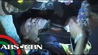 Bandila: 7 hurt in Quezon City blaze