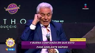 Enrique Guzmán no tiene ingres…