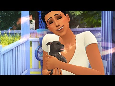 The Sims 4 // Cats and Dogs PART 22: New Pup!