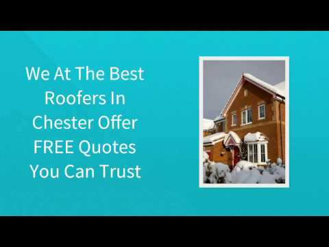 Chester Roofers Near Me | Roofing Services In Chester