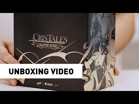 CrisTales CE Unboxing Trailer UK