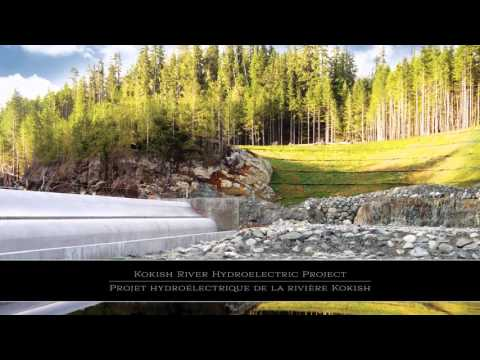 Knight Piésold - Kokish River Hydroelectric Project - CCE Awards 2015