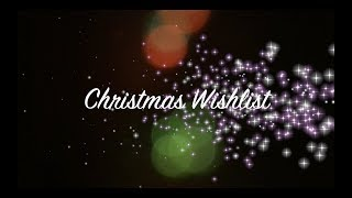 Christmas Wishlist (Lyric Video) By Michael Jevon