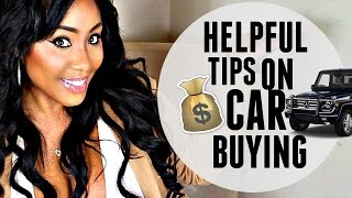 How To Buy A Car With Bad Credit or NO Credit! | #MoneydipMonday
