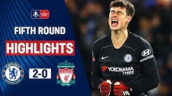 Barkley & Willian Knock Out Liverpool as Kepa Stars | Chelsea 2-0 Liverpool | Emirates FA Cup 19/20