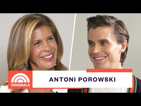 'Queer Eye' Star Antoni Porowski Shares The Quote That Propels Him Through Life | TODAY Original