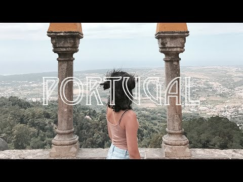 TRAVEL VLOG || Portugal