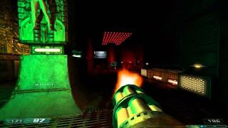 Classic Doom 3 - E1M3: The Toxin Refinery