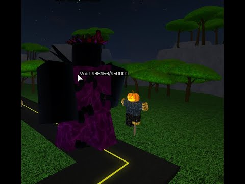 Roblox Tower Battles Scarecrow Vs Void Youtube