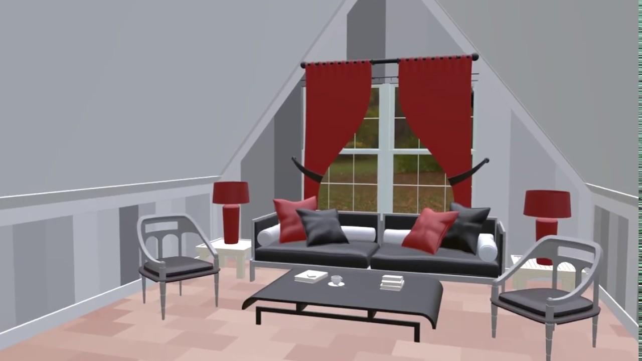 MEDIA 3D - WHAT IS IN THE LIVING ROOM? (APA SAJA YANG ADA ...