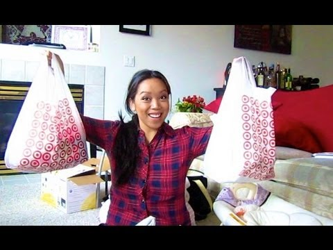 TARGET Shopping Break for Mommy! - October 29, 2012 - itsJudysLife Vlog