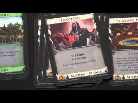 Dominion: Alchemy Review - with Tom Vasel