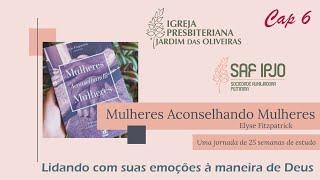Mulheres Aconselhando Mulheres - Cap. 6 | Carol Melo | 21/abr/2021