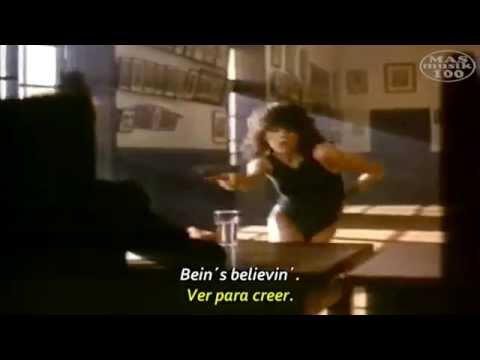 Irene Cara- (B.S.O. Flashdance), What a Feeling (Subtitulado Esp.+ Lyrics) Oficial