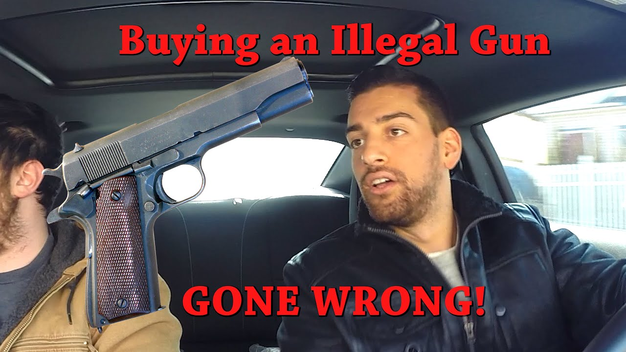 Youtube Prankster Went to Buy an Illegal Gun from Thugs & Almost Loss His Life