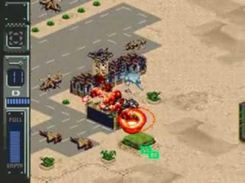 Air Strike Patrol-Super Nintendo, imagens do game em ação