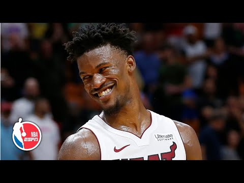 Jimmy Butler is flourishing with the Heat | NBA on ESPN