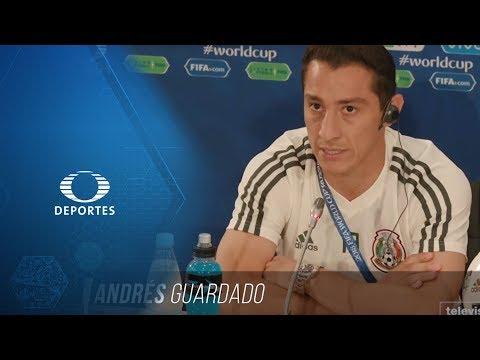 México, a evitar confiarse ante Corea | Mundial Rusia 2018 | Televisa Deportes