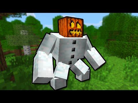 ТОП 10 СЕКРЕТНЫХ МОБОВ В МАЙНКРАФТ БЕЗ МОДОВ (Minecraft)