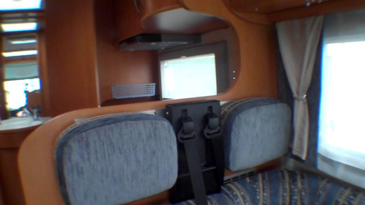 occasion pro camping car frankia i 6400 fd integral 2007 nantes 44 loire atlantique. Black Bedroom Furniture Sets. Home Design Ideas