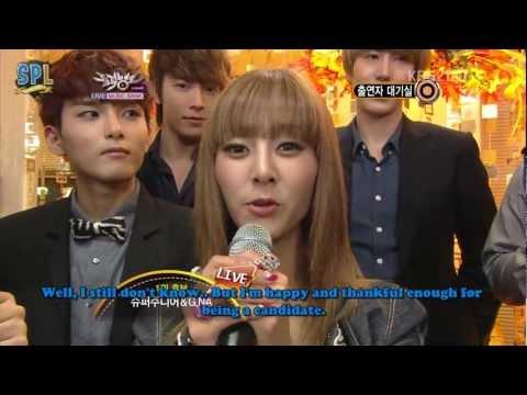 [ENGSUB] Eunhyuk And G.na Dated??
