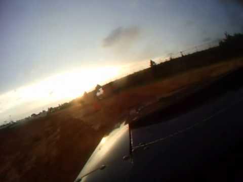 Fort Payne Motor Speedway Pony Stock hot laps 7/13/13