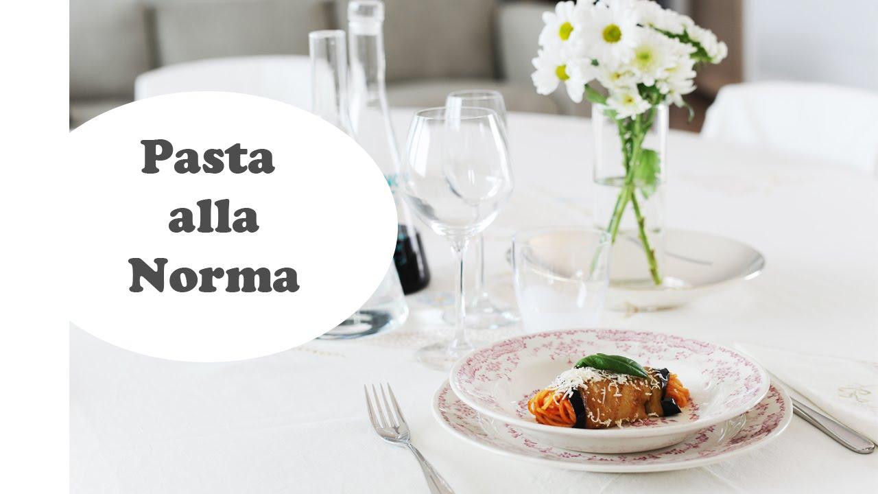 Storie di cucina del corriere della sera spaghetti alla norma youtube - Corriere della sera cucina ...