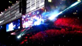 Muse Knights of Cydonia (full length) live @ Wembley Stadium