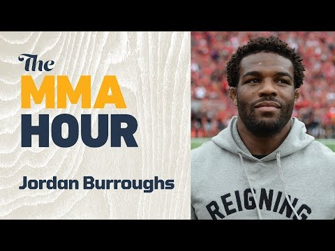 Jordan Burroughs considering MMA transition after 2020 Olympics