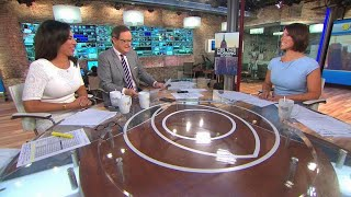 """CBS This Morning: Saturday"" welcomes new co-hosts Michelle Miller and Dana Jacobson"