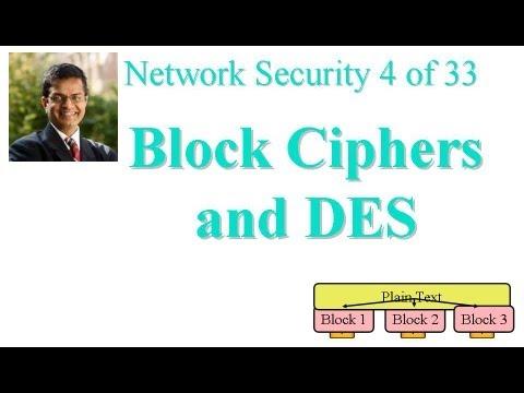 CSE571-11-03: Block Ciphers and DES