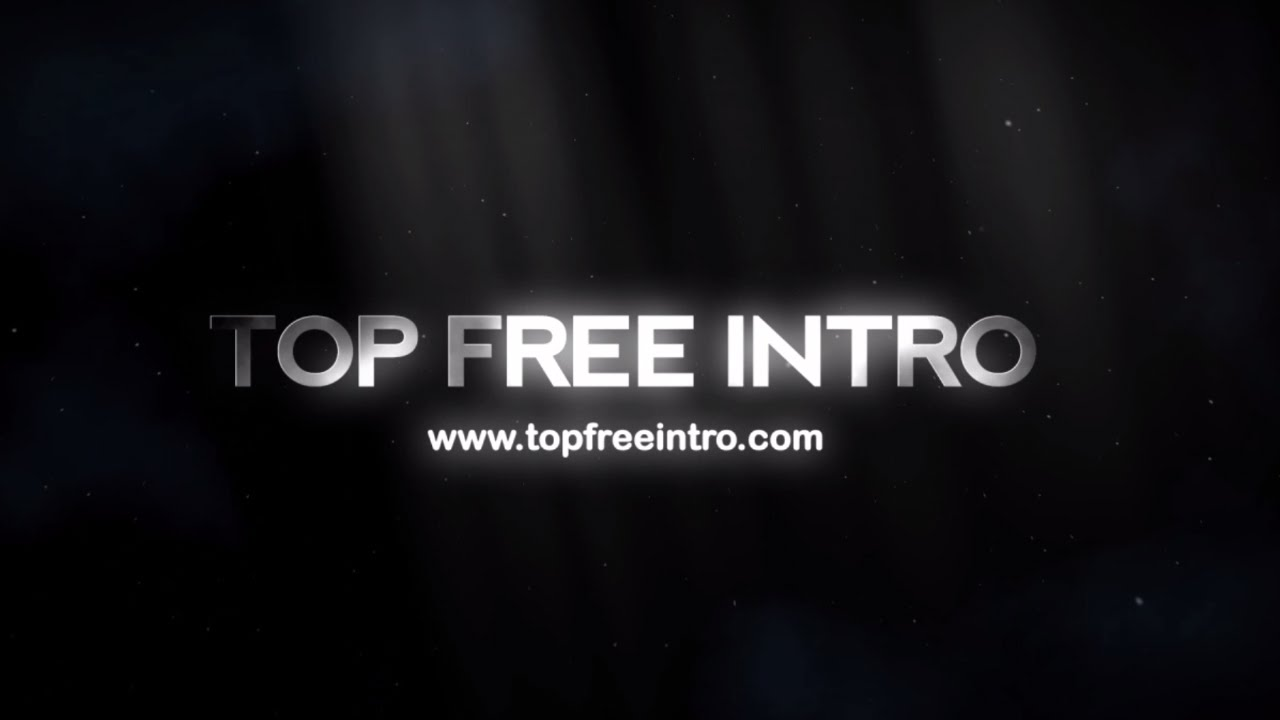best free intro templates no plugins after effects 2016 18