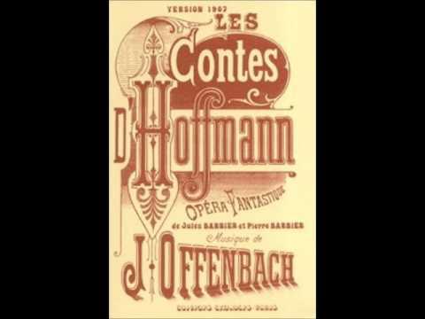 Les Contes d'Hoffmann - Met Opera Live 1937 (Maison, Bovy, Tibbett, Petina, Badà - Abravanel)